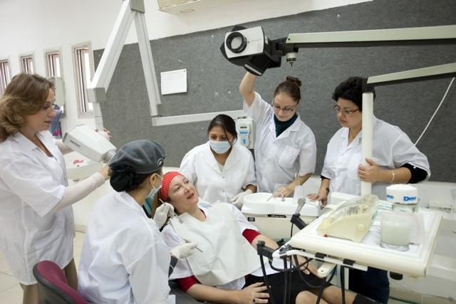 Specjaliści w stomatologii