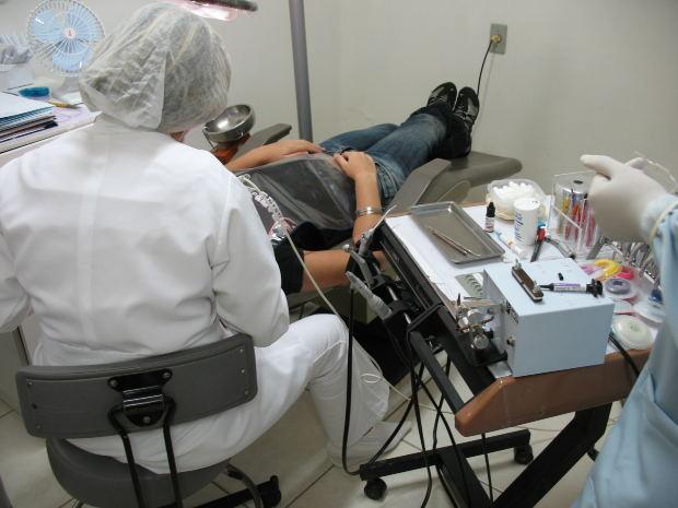 Wyposażenie gabinetu stomatologicznego